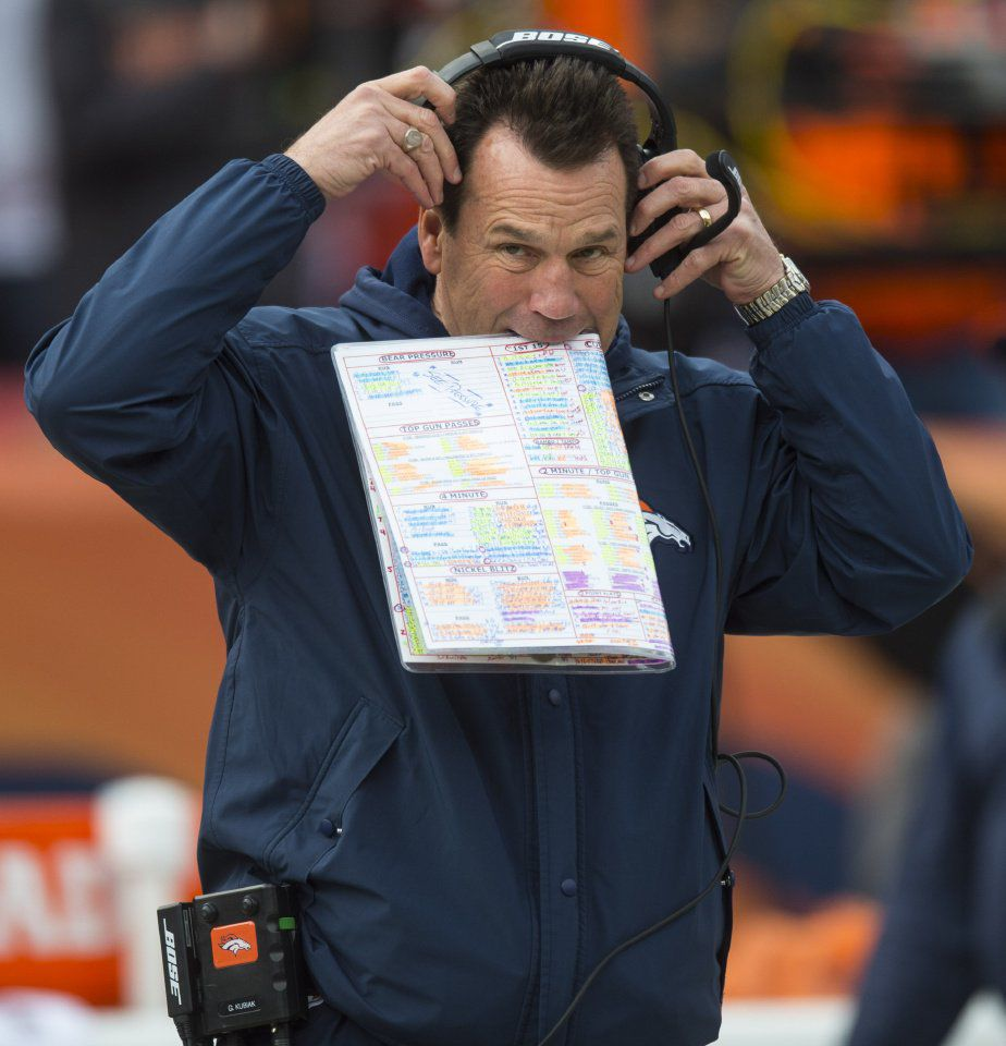 Gary Kubiak Officially Steps Down As Broncos Coach After 2