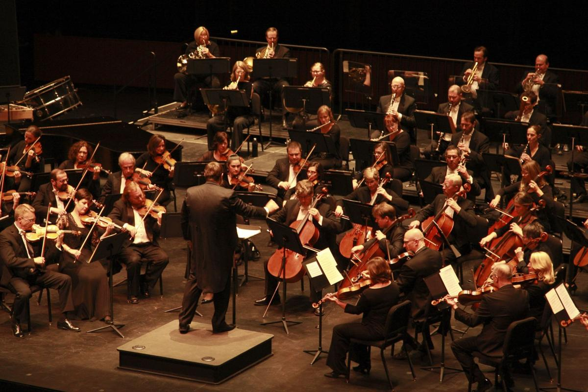 Audience to choose musical selections at Colorado Springs Philharmonic concert