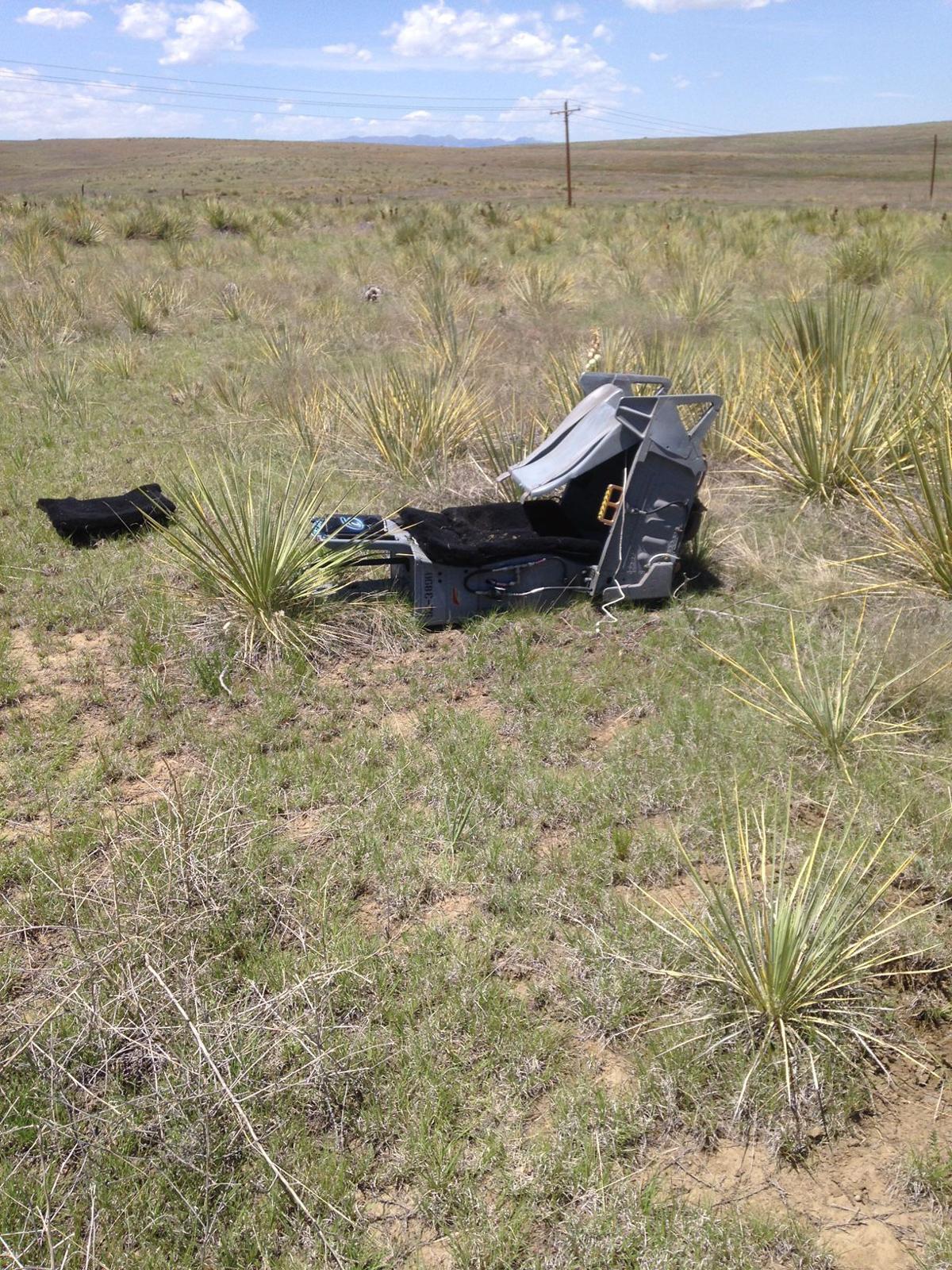 Thunderbirds jet crash near Colorado Springs punctuates Air Force Academy graduation show
