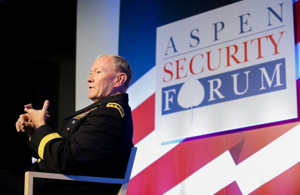 U.S. military can't afford to lose future arms race, defense officials say in Aspen