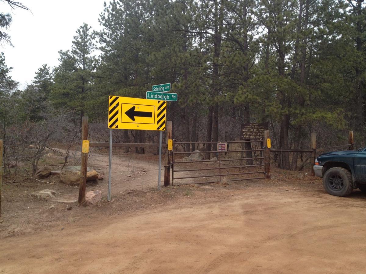 Monument Trail No 715