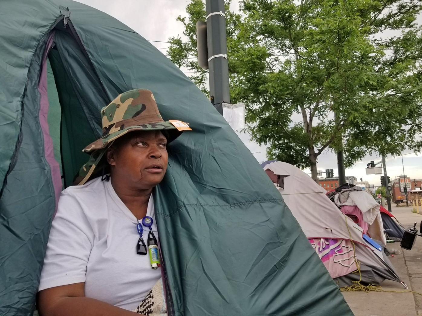 Moving from one camp to another