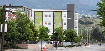Greenway Flats exterior