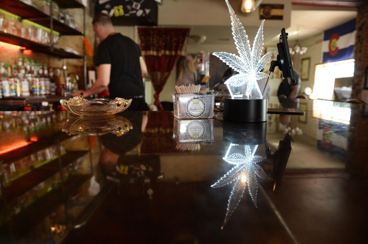 Nine cannabis clubs ordered to 'cease and desist'