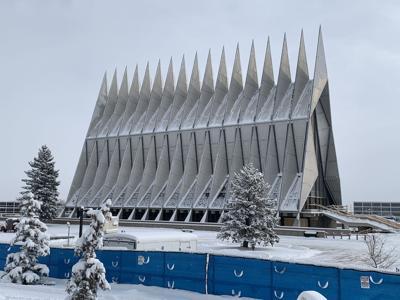 Winter returns to Colorado Springs