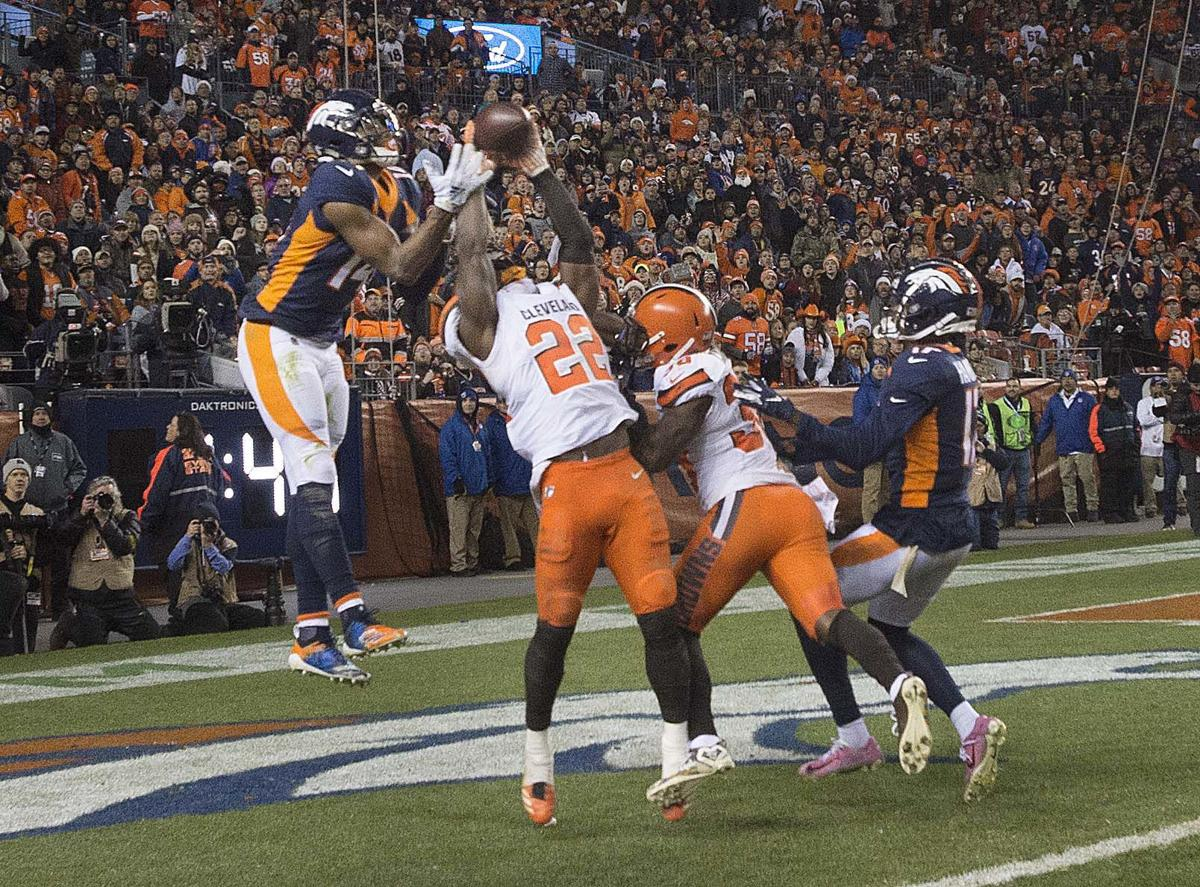 Broncos Browns
