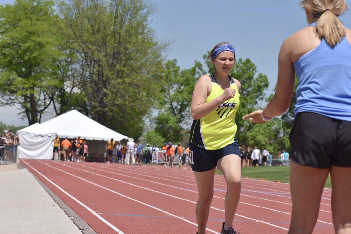 Track & field state meet notebook: Hannah Skrastins competes in Paralympic event after battle with brain tumor