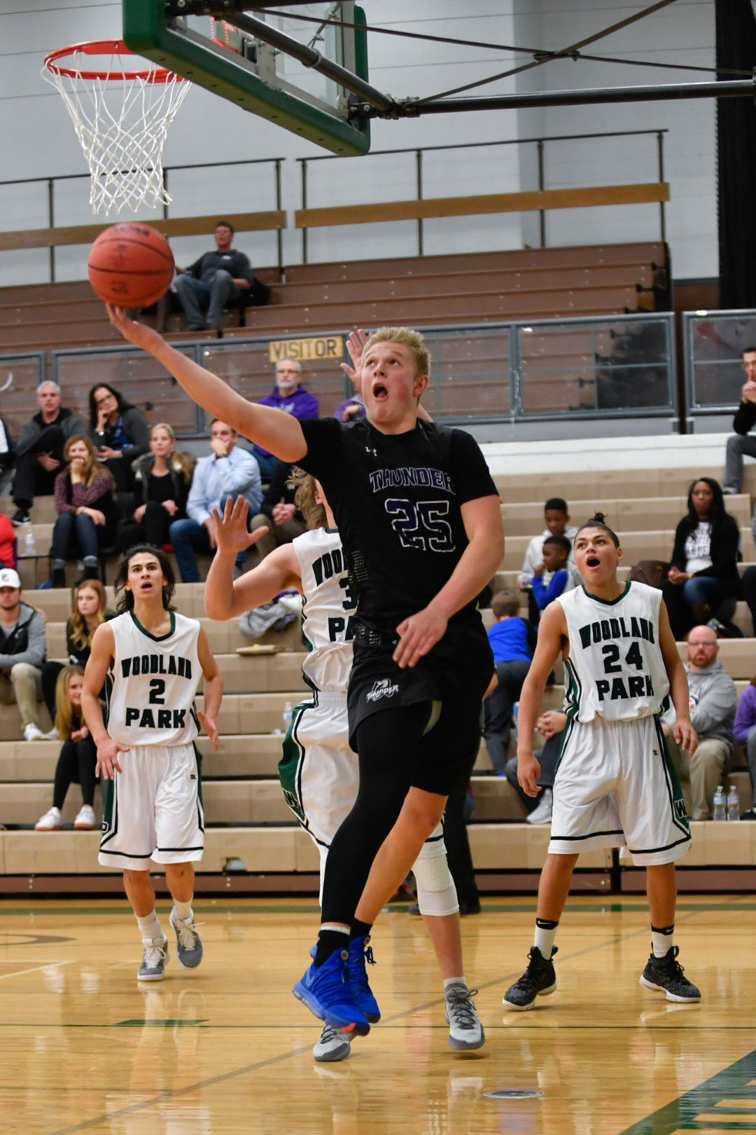 Discovery Canyon senior Zach Anderson
