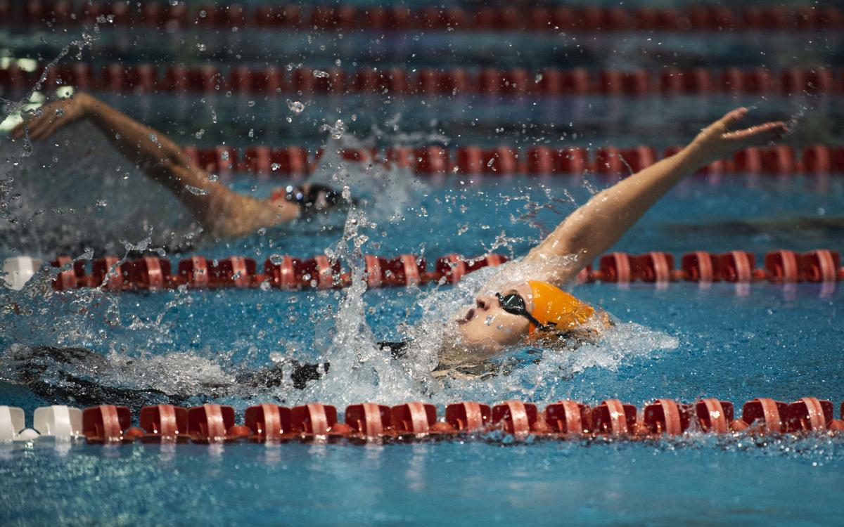 5A Women's State Swimming Championships 2