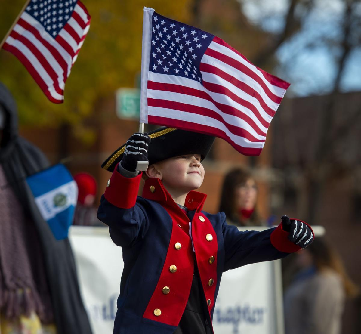 Colorado Springs celebrates 100 years of armistice, honors nation's veterans