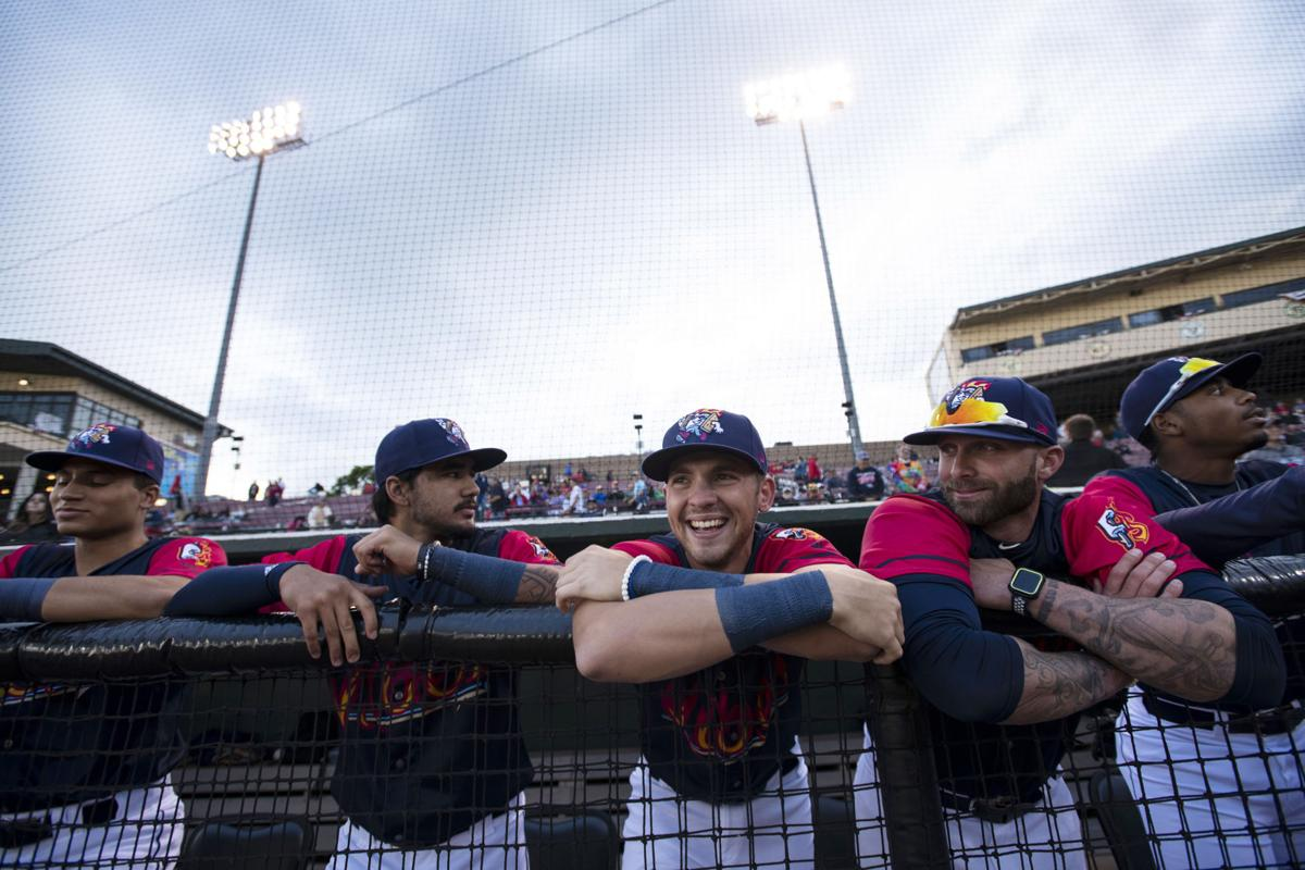 New era of Springs baseball begins with Vibes home opener (copy)