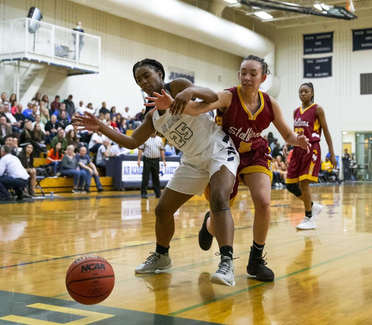 Lady Kadets conquer Sierra Stallions on the court