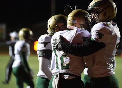 PHOTOS: Mitchell Marauders (7) Falcon High School Falcons (41)