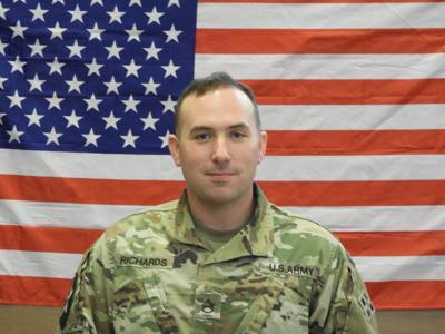 Staff Sgt. Kelly Richards