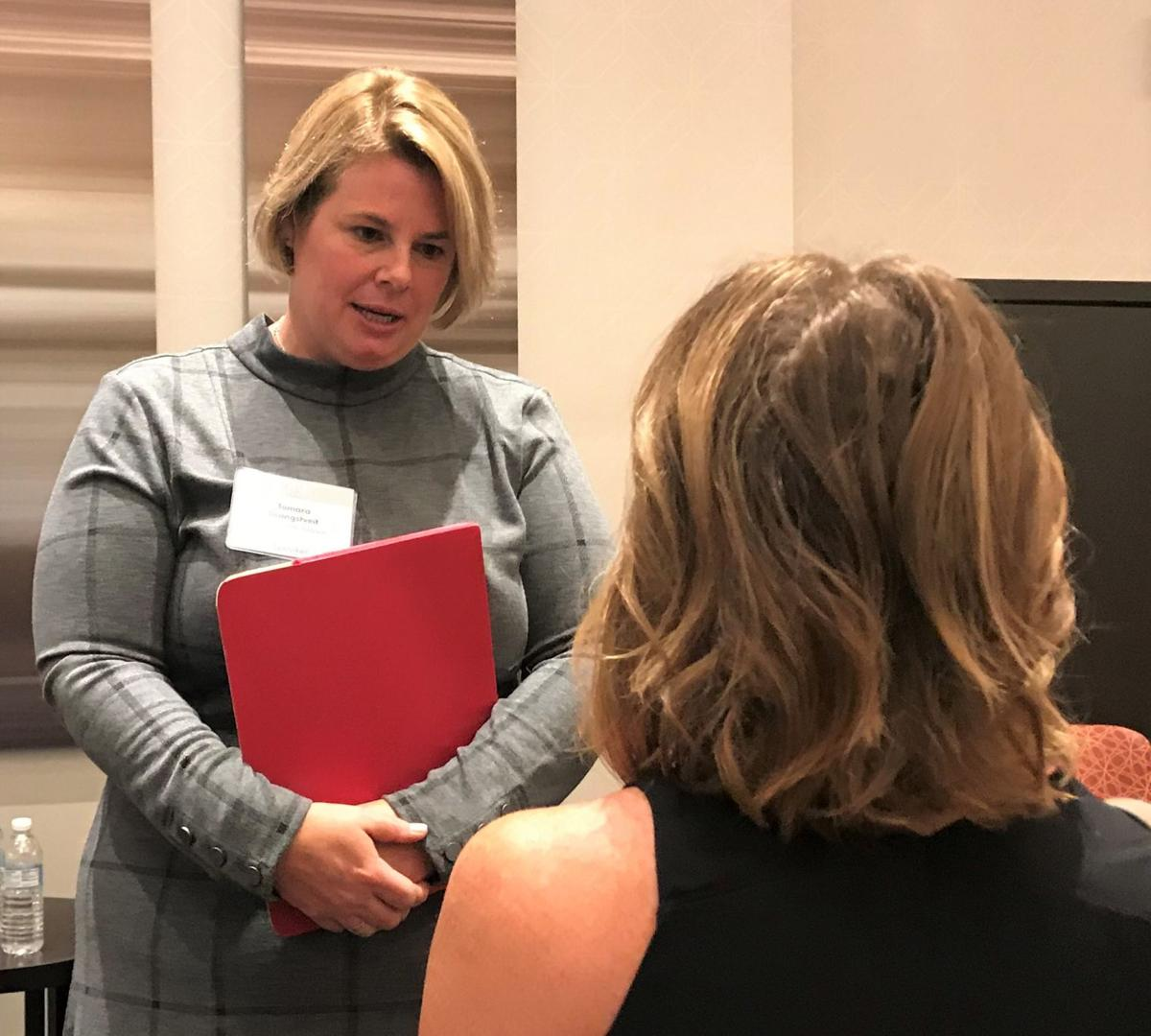 Tamara Pogue Drangstveit, CEO of Peak Health Alliance