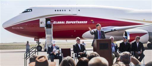 Global Supertanker