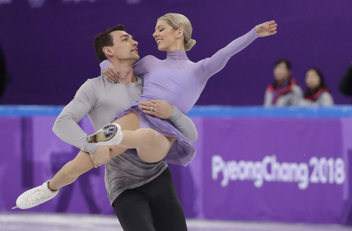 Pyeongchang Olympics Figure Skating Team Event (copy)