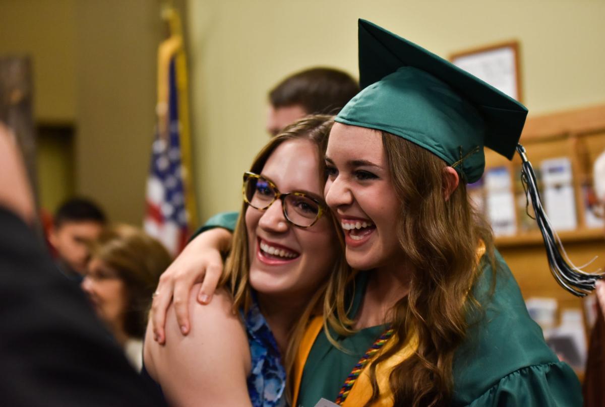 St. Mary's High School Graduation 2016