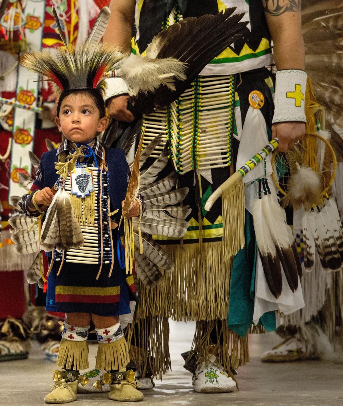 Colorado Springs Powwow gives 'heartbeat' to Native American