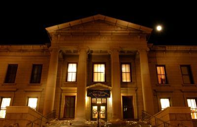 City Hall Light Painting (copy)