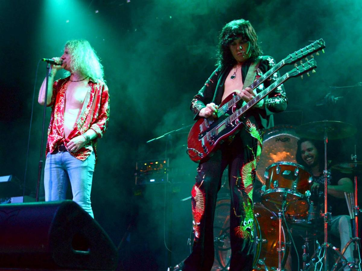 Colorado Springs guitarist channels Jimmy Page and Led Zeppelin in Zoso