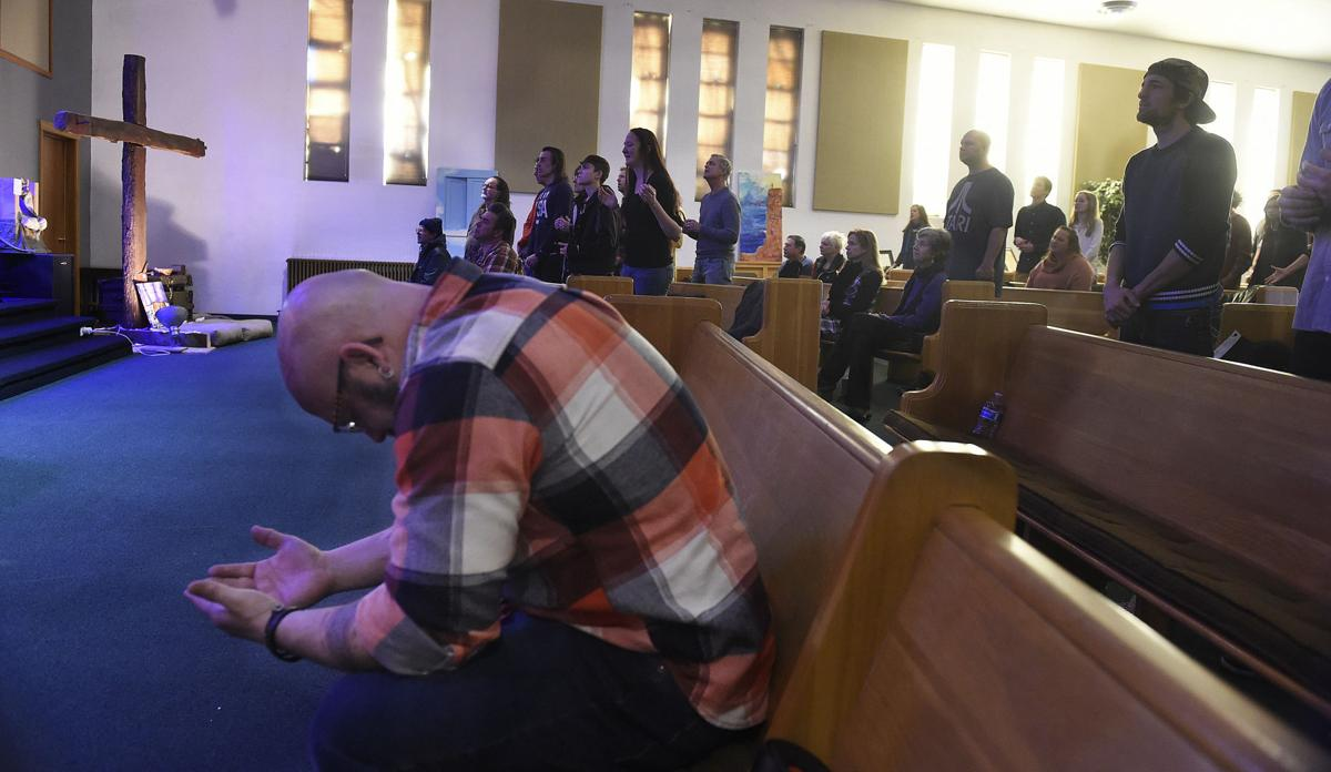 At Colorado Springs' 'church of misfits,' it's OK to not be OK