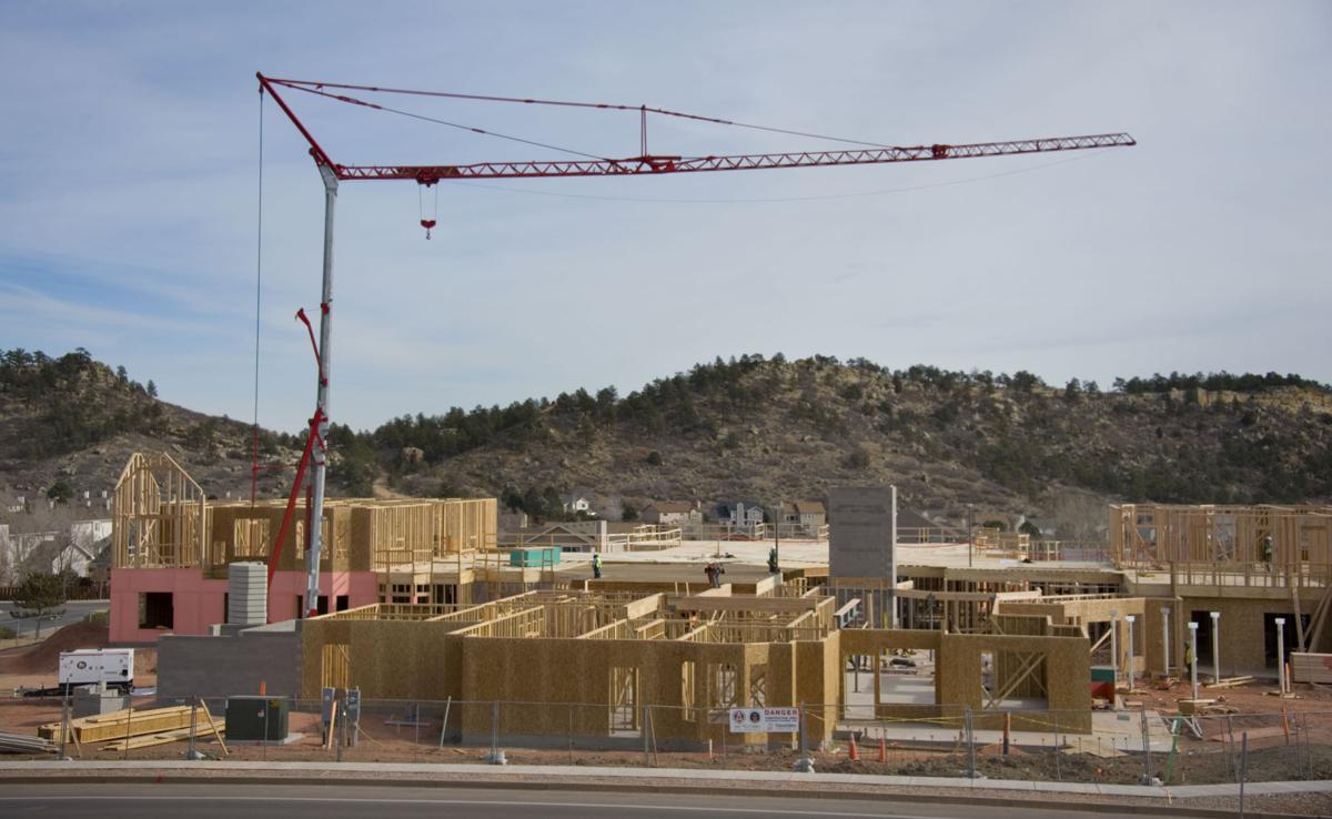 City seeing boom in building of assisted-living centers