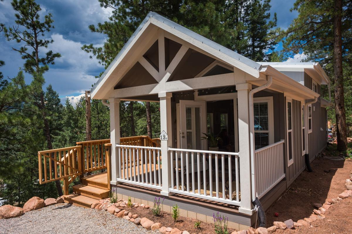 Tiny houses running into obstacles in Colorado   Colorado Springs
