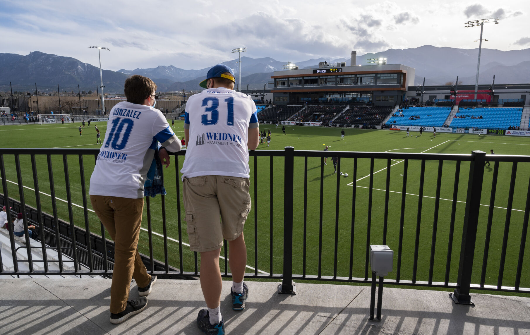 gazette.com - Rich Laden - Weidner Field expected to drive big economic development in downtown Colorado Springs