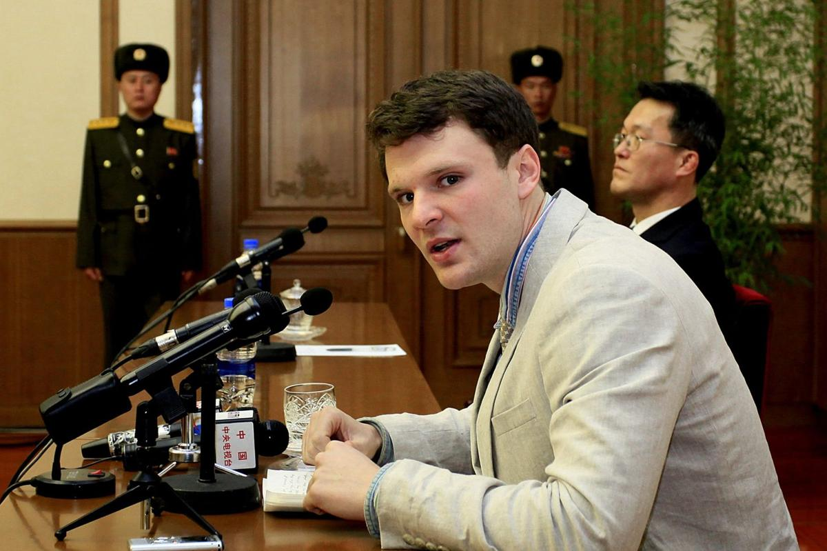 Trump: Otto Warmbier helped make North Korea summit possible