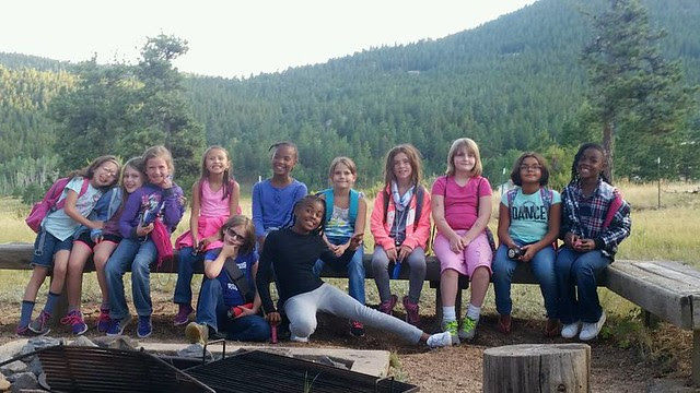 Girl Scouts of Colorado show their love for Colorado state parks