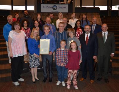 Foster families El Paso County