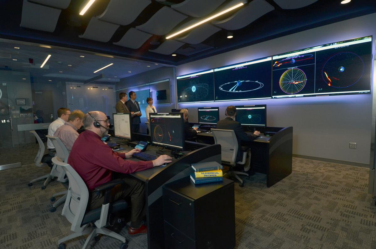 Aerospace Corp. Space Analysis and Collaboration Center