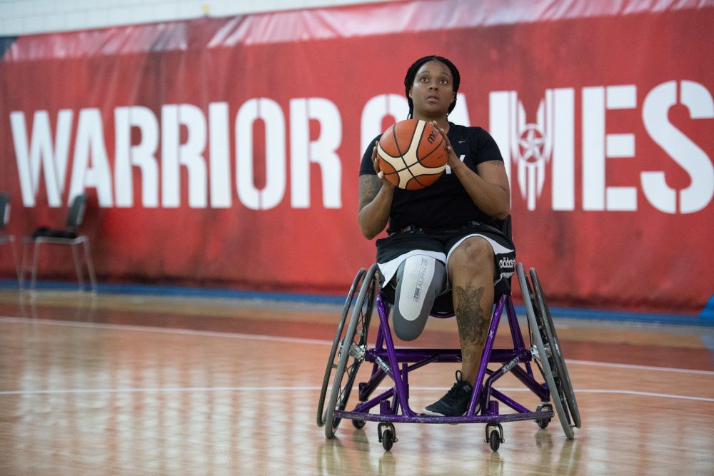 David Ramsey: Stephanie Johnson pushes Army's basketball team toward 3rd straight Warrior Games title