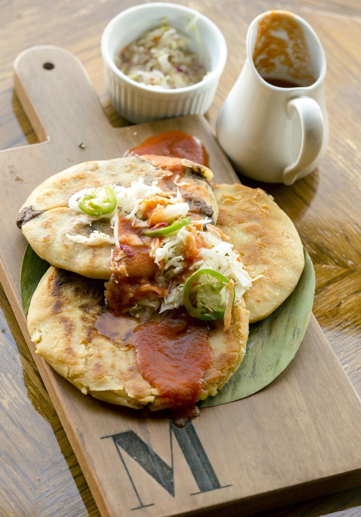 Colorado Springs chef opens a pupuseria serving foods of El Salvador ...