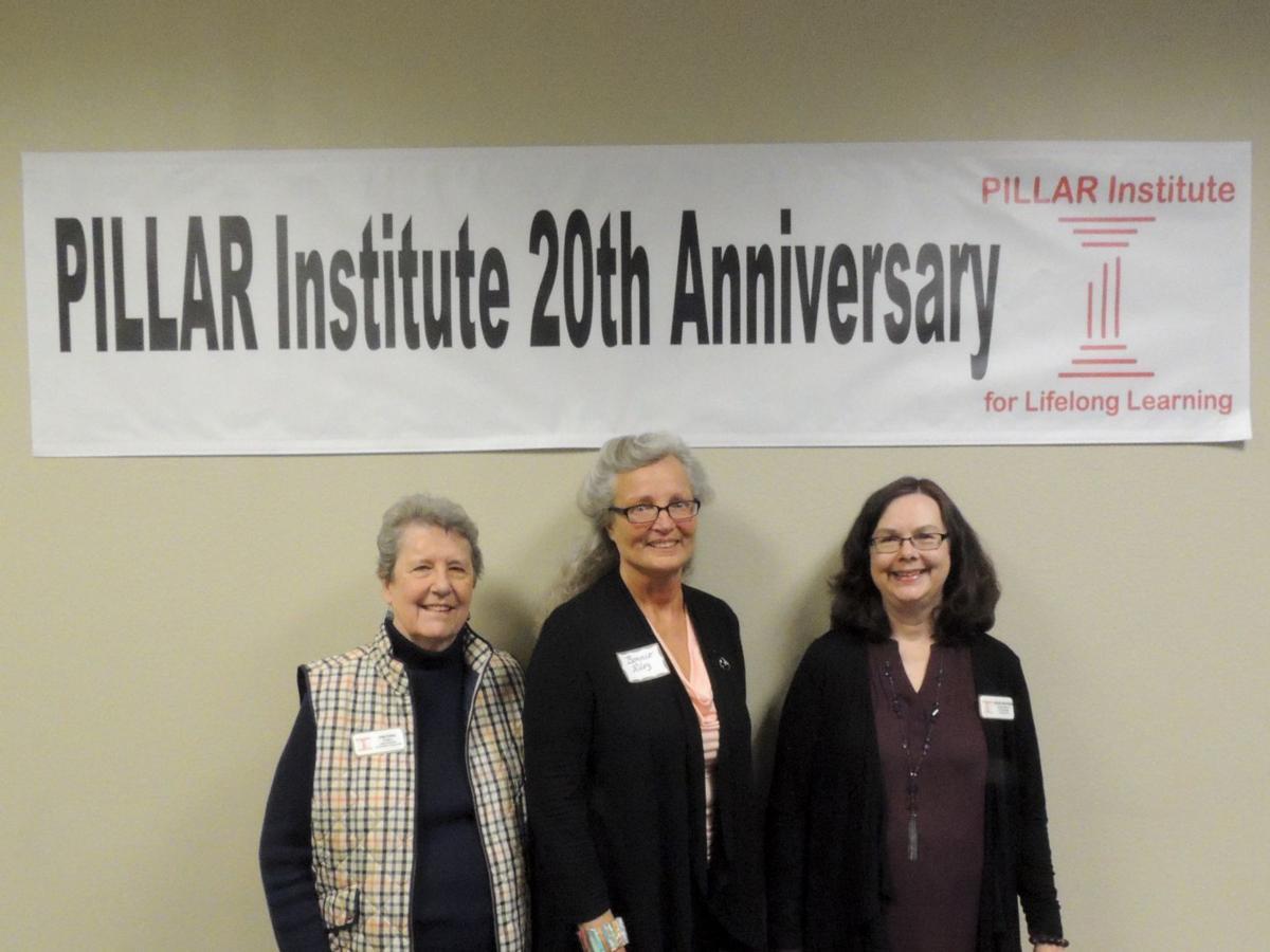 PILLAR Institute of Lifelong Learning celebrates 20 years