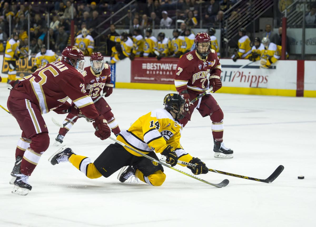Gold Pan rivalry between Colorado College and Denver 'too friendly