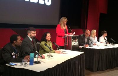 Denver city council at large debate