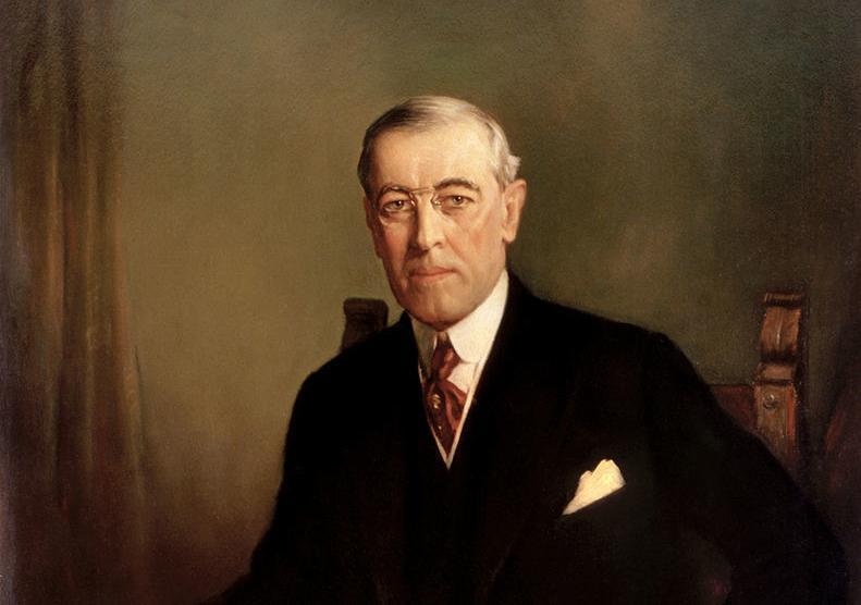 Woodrow Wilson: extreme golf aficionado (copy)