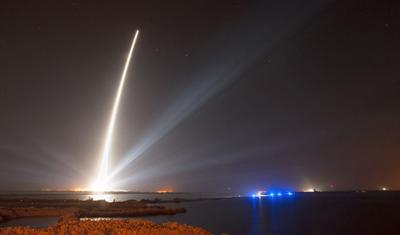 As government budgets squeeze, space executives eye growth