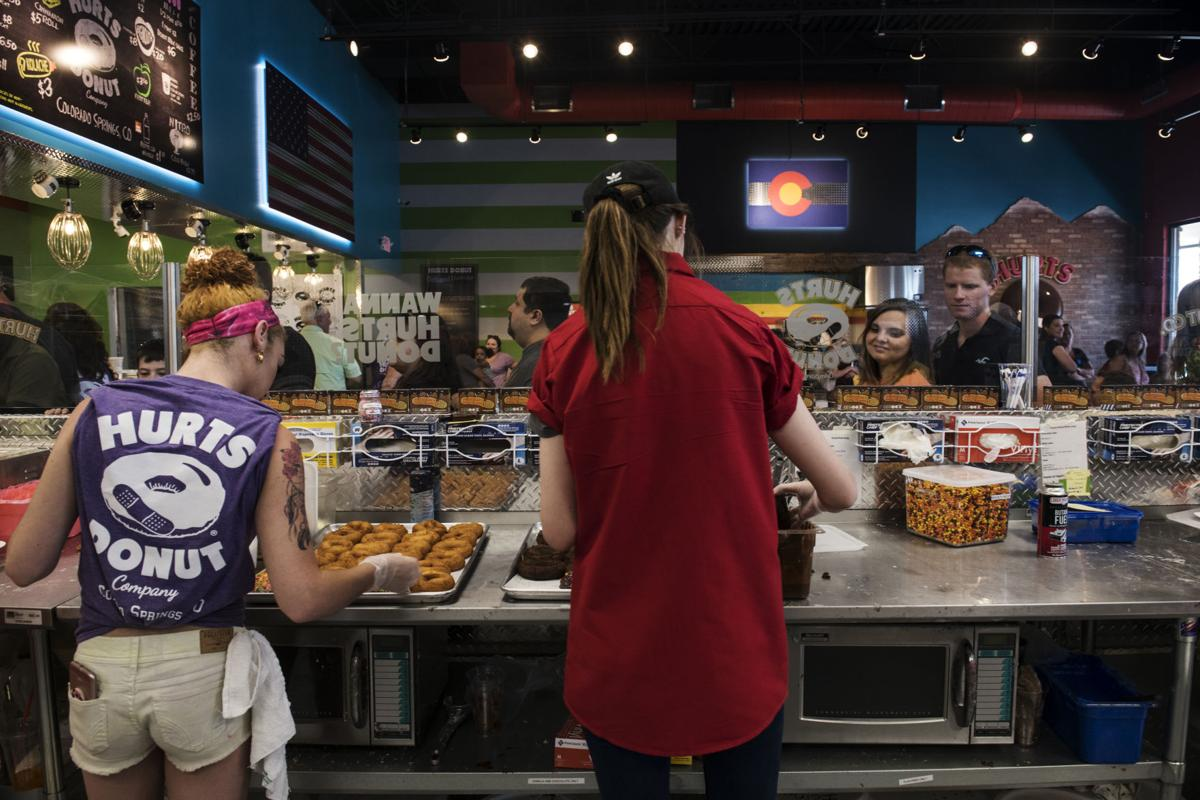 As Colorado Springs Grows New Restaurants And S Target The City For Expansion