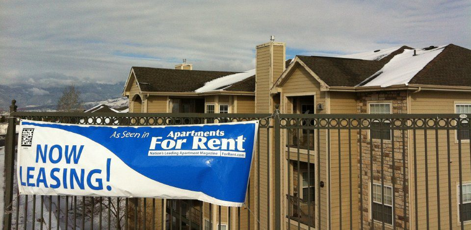 Apartments rents hit another record high in Colorado Springs