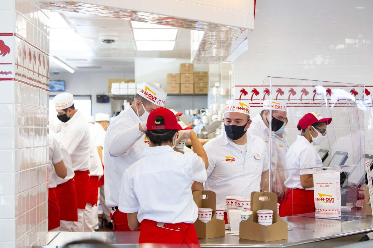 In-N-Out Burger comes to town