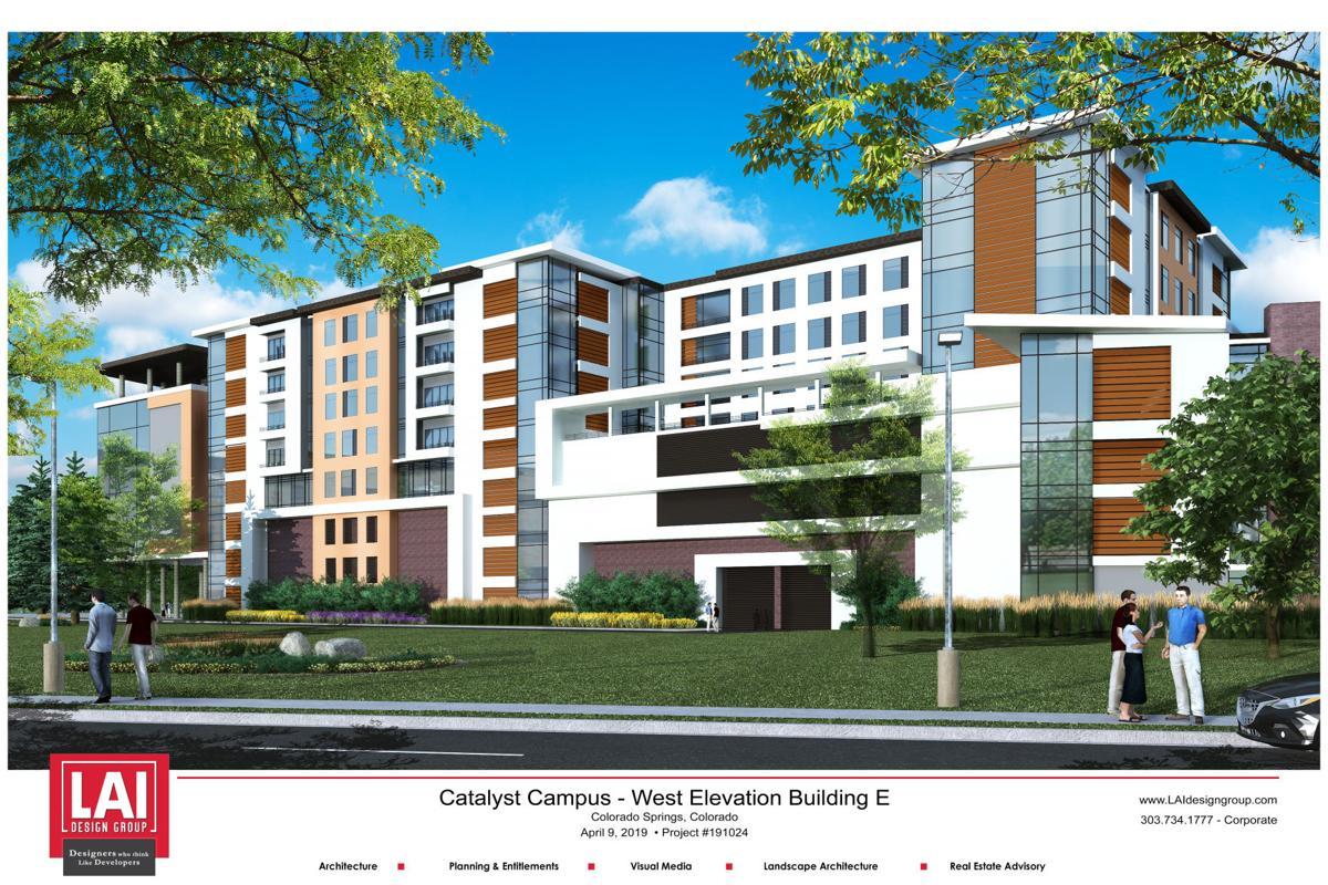 Catalyst Campus-Building E