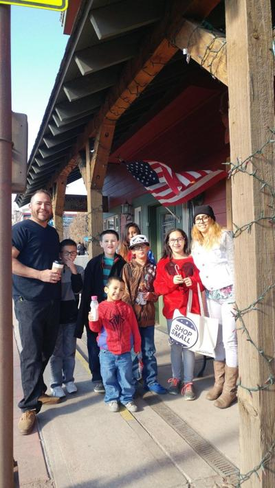Shoppers support Teller County small business on Small Business Saturday (copy)