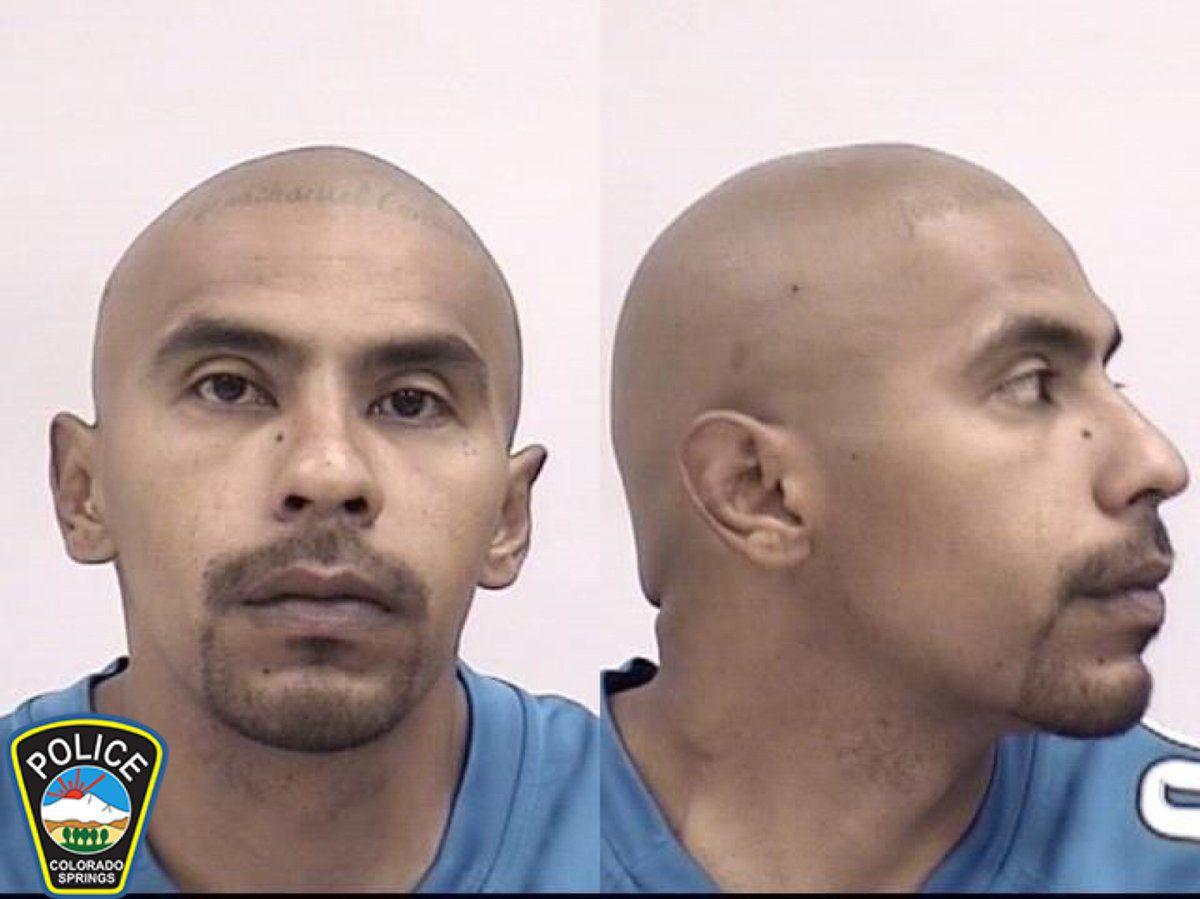 Colorado Springs slaying suspect arrested after car chase through Pueblo County