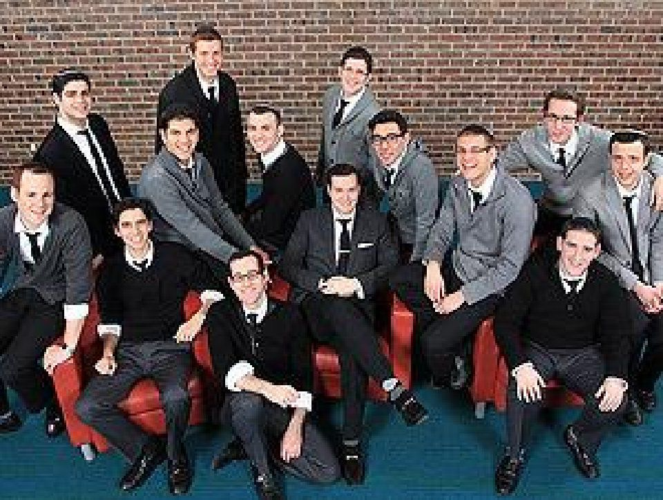 The Maccabeats sing to promote 'halachic prenups' for Orthodox Jewish couples