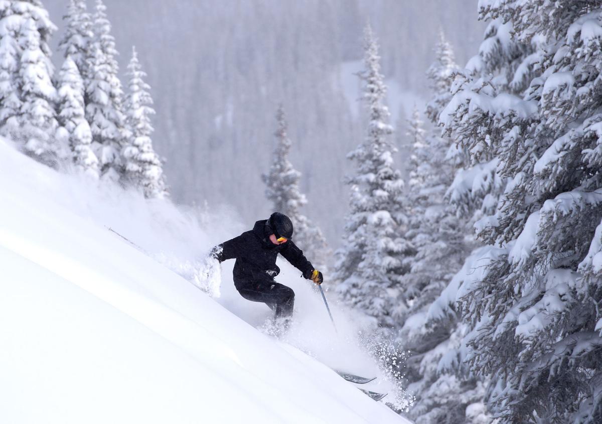 Skiing Colorado: Copper Mountain