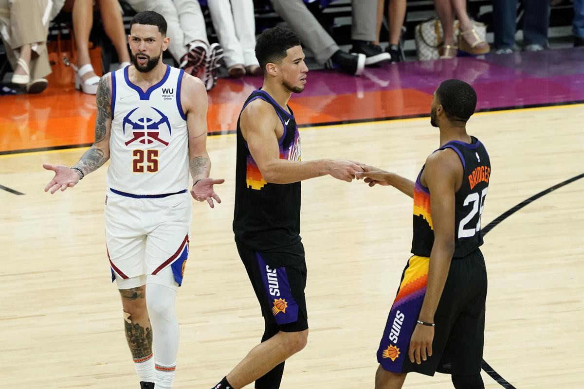 Nuggets Suns Basketball (copy)