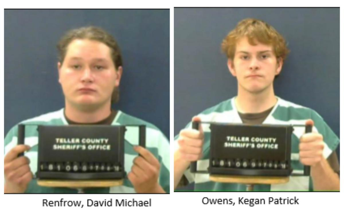 Trio suspected of building illegal campfire, starting High Chateau fire